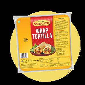 Salsalito Wrap Tortilla,348gm